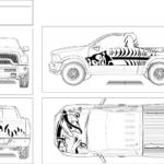 Bone Fishing Truck Design