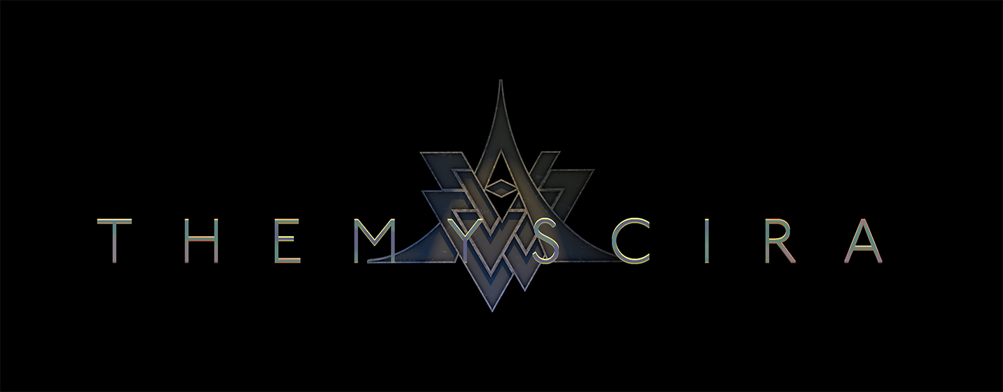 3d Rendered and Textured Themyscira Challenge Logo