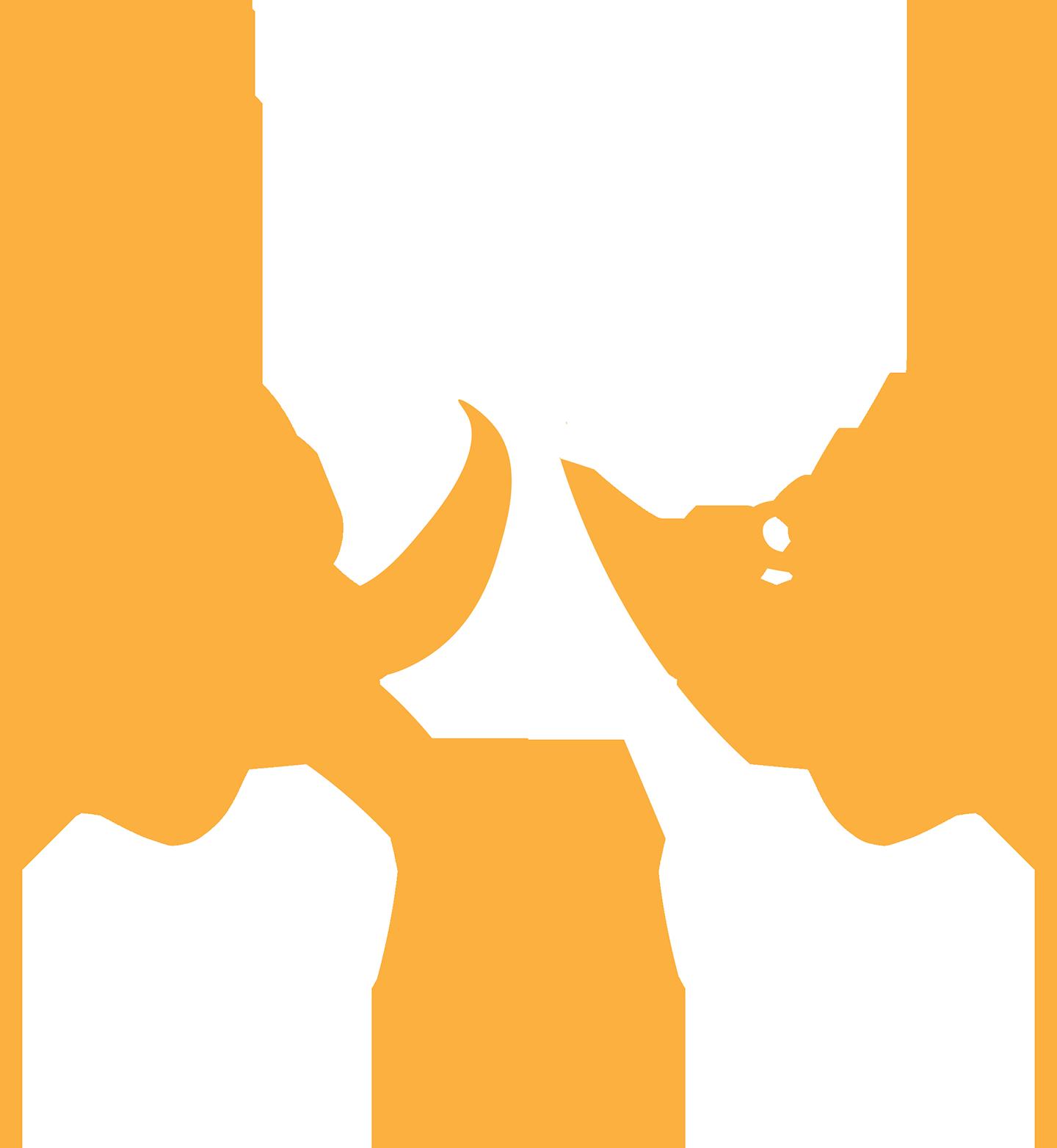 Themyscira Challenge Logo dual color #4