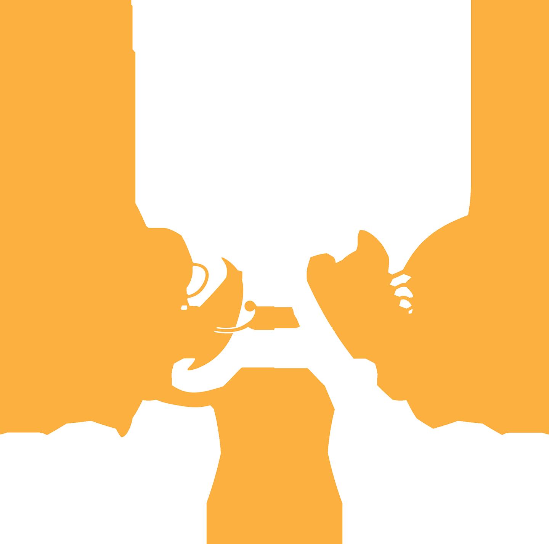 Themyscira Challenge Logo dual color #3