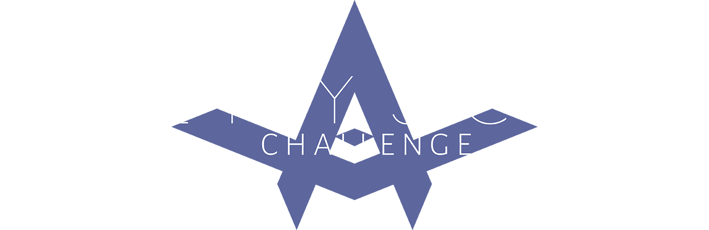 Themyscira Challenge Logo with Text #6