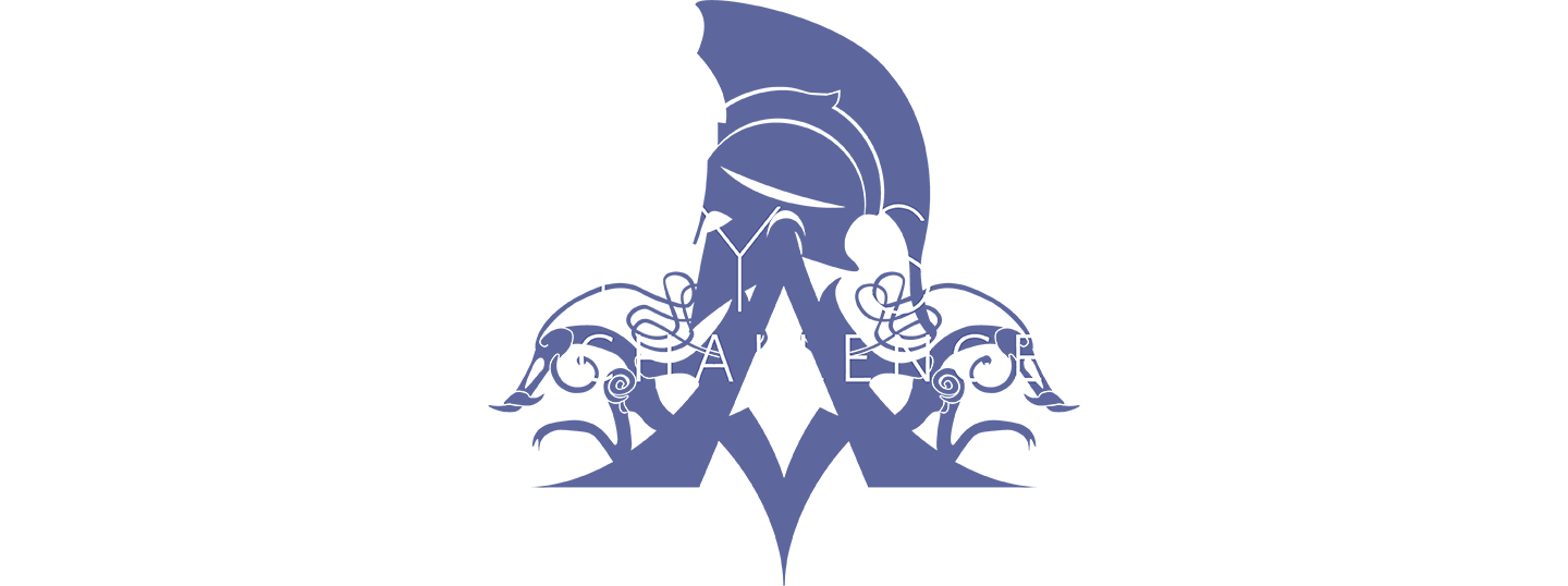 Themyscira Challenge Logo with Text #3