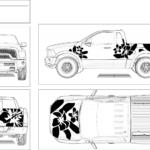 Flower Time Truck Design