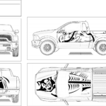 Gone Fishing Truck Design #4
